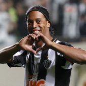 Ronaldinho sagtObrigado