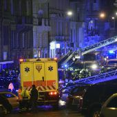 Vier Tote bei Hotelbrand in Prag