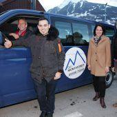 Neues Taxiangebot für äußeres Montafon