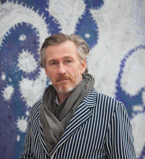Der österreichische Künstler Gunter Damisch verstarb im April 2016. GUNTER DAMISCH