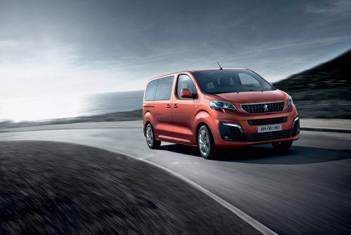Der Peugeot Traveller ist einer der französischen Brüder des aktuellen Euro-Van-Trios. Er ist in drei verschiedenen Längen orderbar.