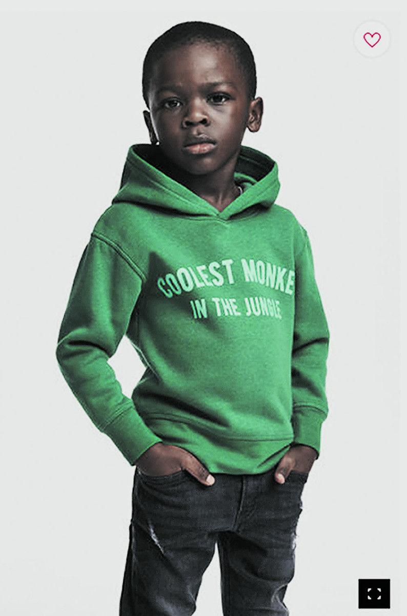 H&M nimmt nach Rassismus Vorwurf Sweatshirt aus Sortiment