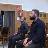 Haftstrafen für brutale Abreibung eines mutmaßlichen Vergewaltigers