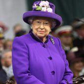 Queen feiert ganz privat