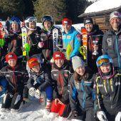 Wälder Alpinläufer geben den Ton an