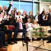 ÖVP verteidigt absolute Mehrheit