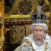 Die Queen: geistig fit und etwas forsch