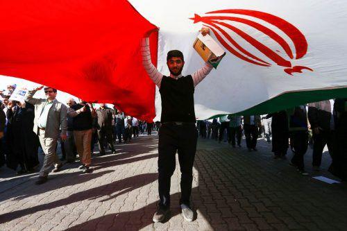 Die Regierung hat nun ihre Unterstützer mobilisiert und auf die Straße geschickt. afp