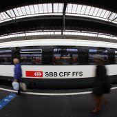 Schweizer Bahn senkt die Temperatur in den Zügen