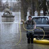 Hochwasser in Paris erreicht Höchststand