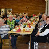 Hatler Senioren feiern sich und ihren Treffpunkt