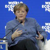 Merkel will gegen Rechtspopulismus vorgehen