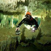 Weltlängste Unterwasserhöhle in Mexiko nachgewiesen