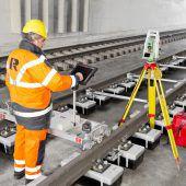 Neue Gleise für Schwäbische Eisenbahn