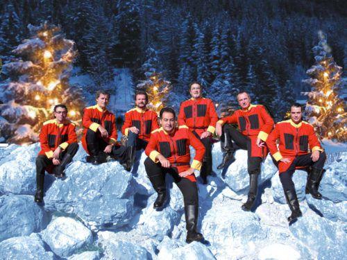 Die Zarewitsch Don Kosaken sind im Ländle zu Gast und heute in Dornbirn zu sehen. zarewitsch don kosaken