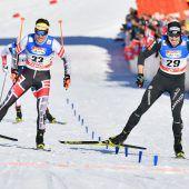 Baldauf im Sprint-Viertelfinalein Seefeld out