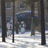 Sechs Verletzte nach Axtattacke in Schule