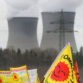 Verhaltene Freude bei Kernkraftgegnern