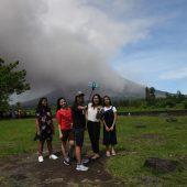 Behörden warnen vor tödlichen Schlammlawinen am Vulkan Mayon