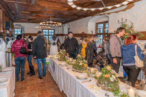 Erleben Sie bei freiem Eintritt besondere Stunden auf der Hochzeitsmesse in Götzis. VERANSTALTER