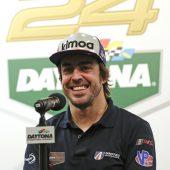 Fernando Alonsofährt zweigleisig