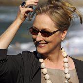 Meryl Streep als Marke