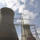 Einer von zwei Reaktoren im AKW Gundremmingen in Bayern ging vom Netz. A5