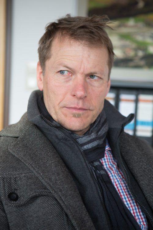 Die Rinder-TBC hält Landesveterinär Norbert Greber auf Trab.VN/Hartinger