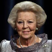 Ex-Königin Beatrix feiert ihren 80er. C8