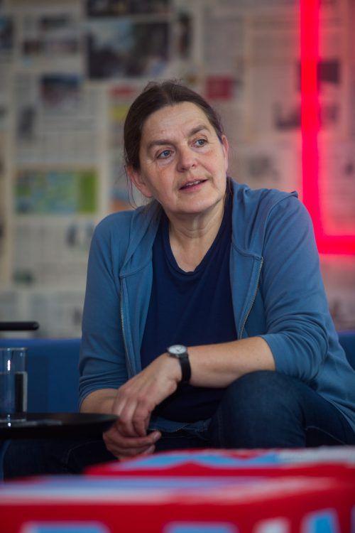 Katharina Lins sieht eineBefristung kritisch. VN/STEURER