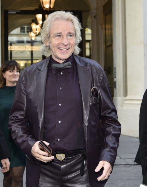Mit seinem Kleidungsstil scheiterte Thomas Gottschalk an Türstehern. APA