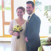 Trappel hat geheiratet