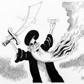 Beim brennenden Bart des Propheten!