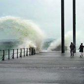 Sturmtief schlägt im Rekordtempo zu