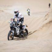 Berthold und das Abenteuer Dakar. C2