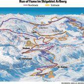 Ein heißer Skispaß