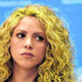 Shakira hat Steuerprobleme