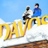 Höchste Sicherheitsstufe in Davos