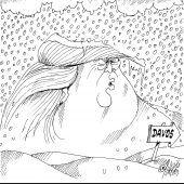 Lawinen-Warnstufe-Trump!