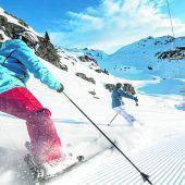In den Zillertaler Alpen