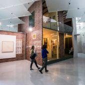 Simon Fujiwara hat das Anne Frank Haus im KUB in Originalgröße nachgebaut. D5