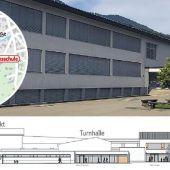 Bauarbeiten für Bludescher Bildungscampus beginnen