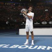 20. Grand-Slam-Titel für Federer. C6