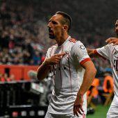 Bayern eröffnen Rückrunde mit drei Toren in Leverkusen