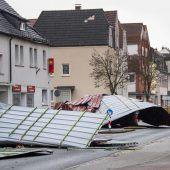 Bilanz nach Friederike: 13 Tote und Millionenschäden