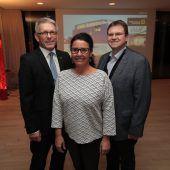 Forum der Führungskräfte feierte in der Messestadt Neujahrsempfang