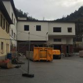 Baustart für Jugendhaus