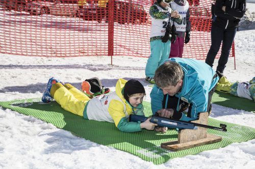 In zahlreichen Wintersportarten wie etwa Biathlon können sich die kleinen Sportler in Furx Erfahrung sammeln. ASVÖ