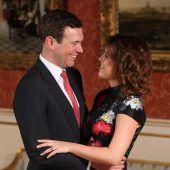 Nächste royale Hochzeit – auch Eugenie traut sich