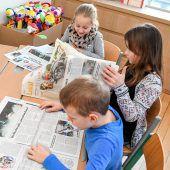 Die Tageszeitung im Klassenzimmer
